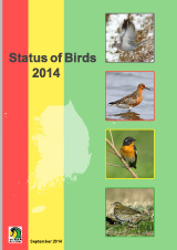 Status of Birds, 2014 cover thumb